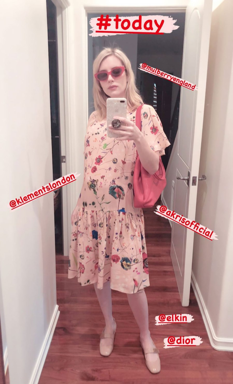 Maternity Style! See Pregnant Emma Roberts' Baby Bump Pics