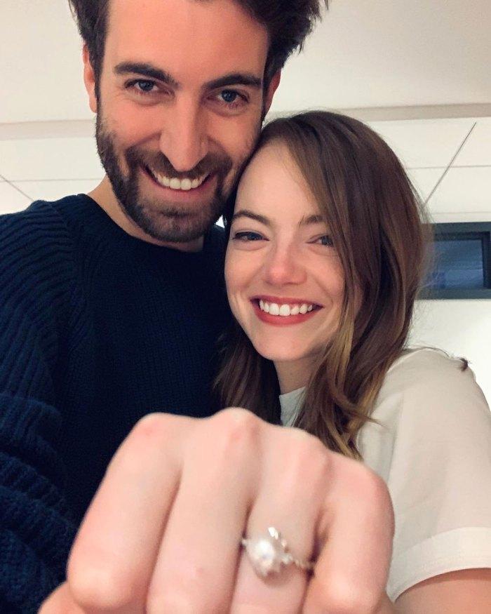 Emma Stone está embarazada, esperando su primer hijo con Dave McCary