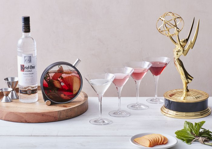 Ketel One Seven Minute Martini Emmys Winners Can Drink Along From Home With Award-Worthy Cocktails