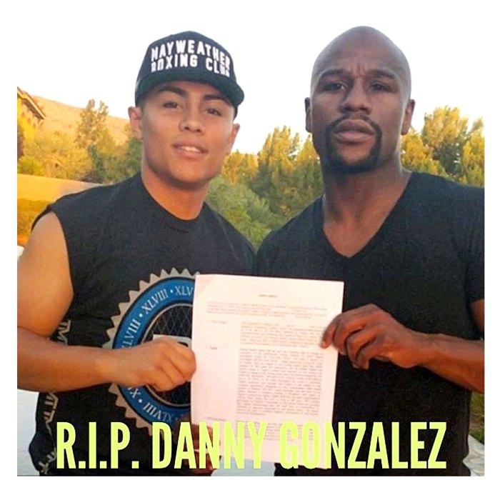 Floyd Mayweather Boxing Prodigy Danny Gonzalez Dead 22