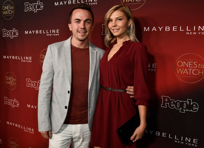 Frankie Muniz and Wife Paige Price Announce She's Pregnant, Expecting Their First Child