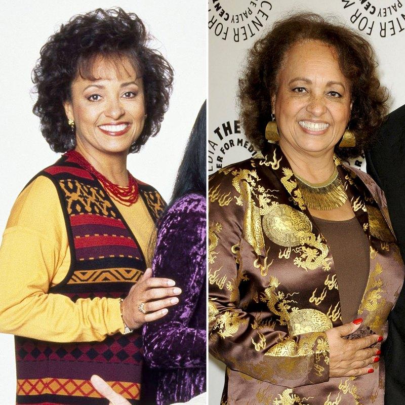 Janet Hubert Larry Kraft