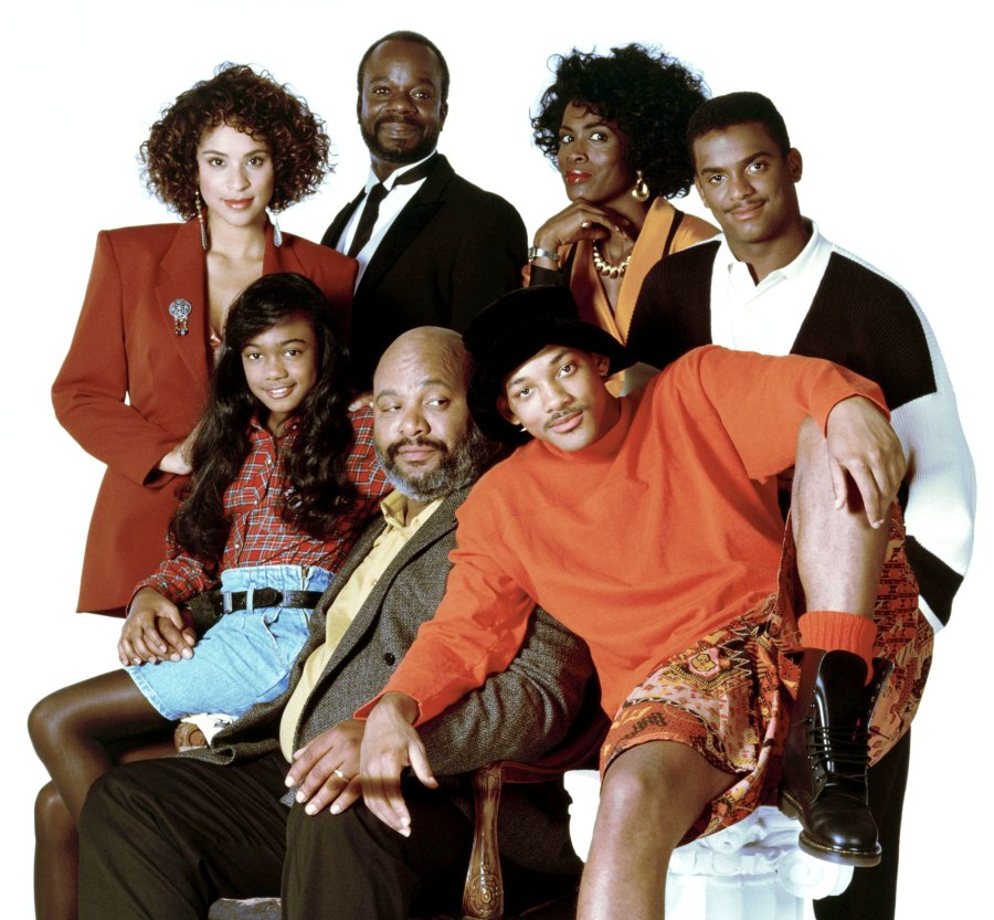 Fresh Prince of Bel-Air Cast Where Are They Now