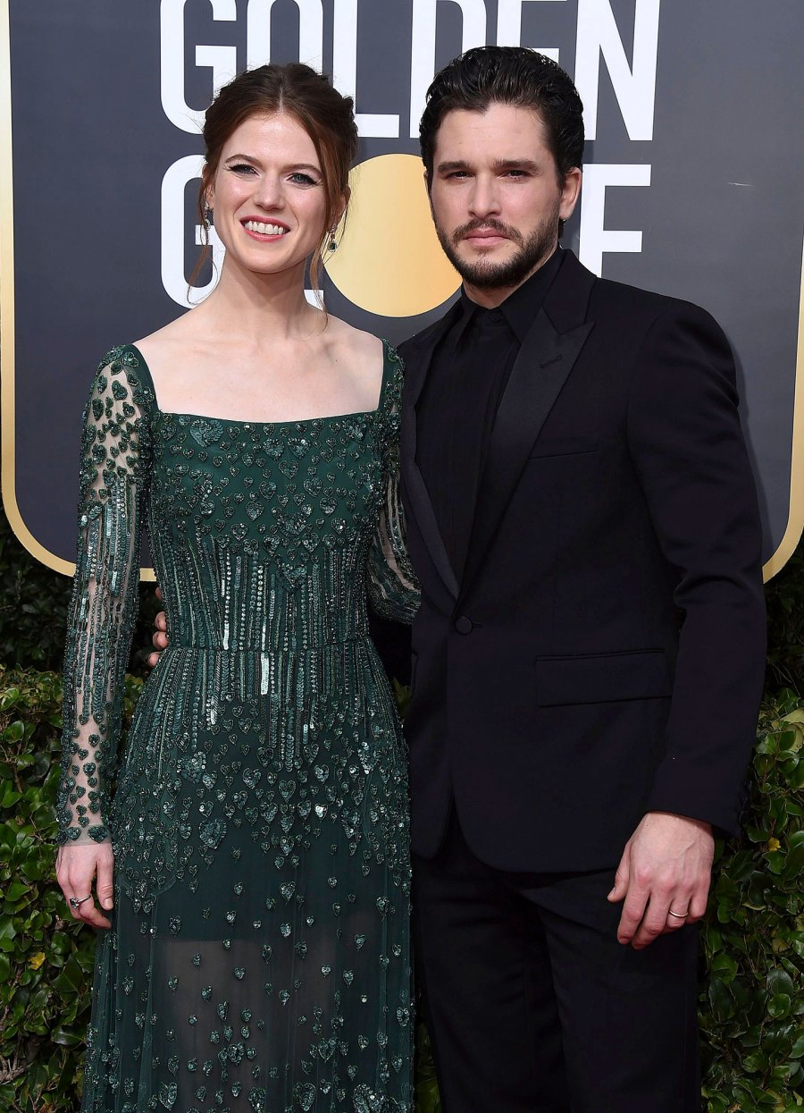 Game of Thrones Kit Harington and Rose Leslie Welcome Their 1st Child
