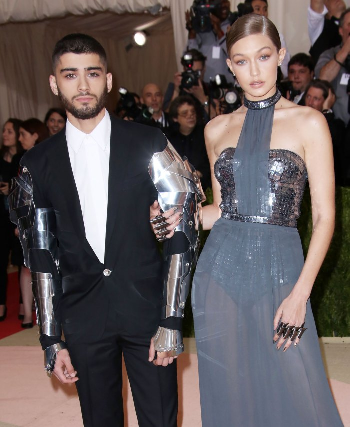 Gigi Hadid and Zayn Malik Reveal Their Baby Daughter's Name