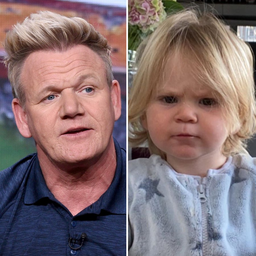 Gordon Ramsay and More Celebrities With Their Look-Alike Kids