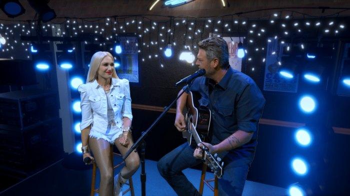 Blake Shelton and Gwen Stefani Perform 'Happy Anywhere' at ACM Awards