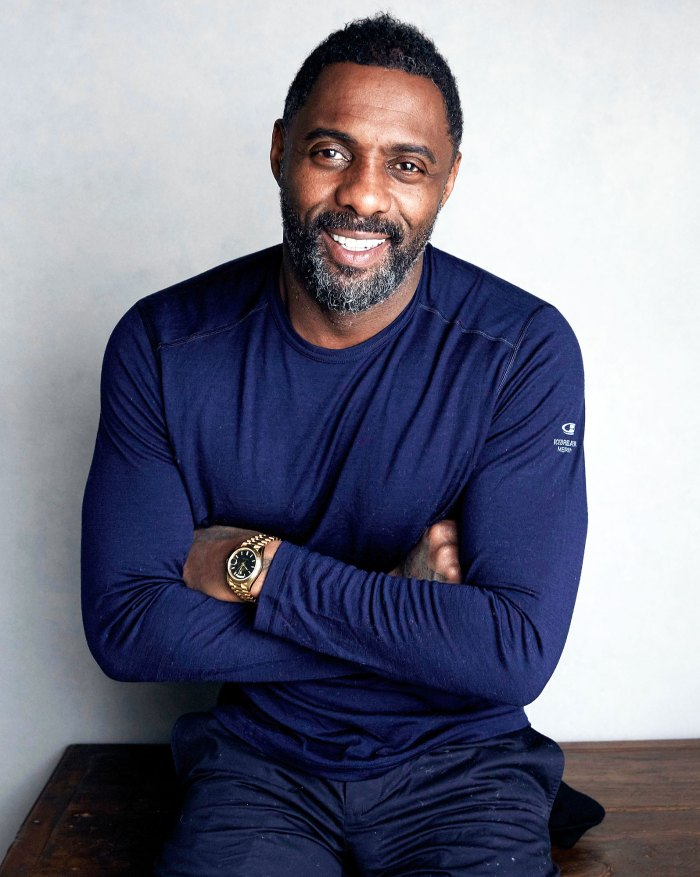Idris Elba Did Not Welcome Second Son and Was Referring to Godson