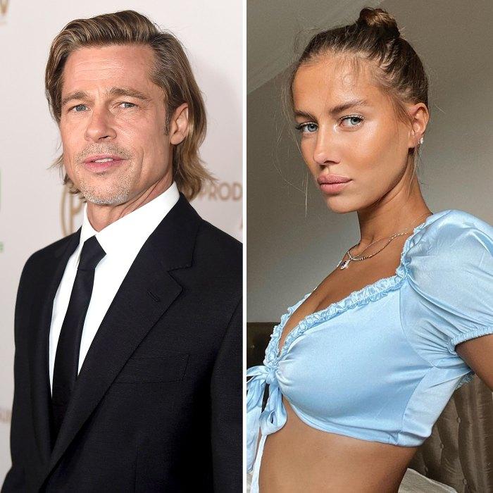 Inside Brad Pitt Relationship With Nicole Poturalski