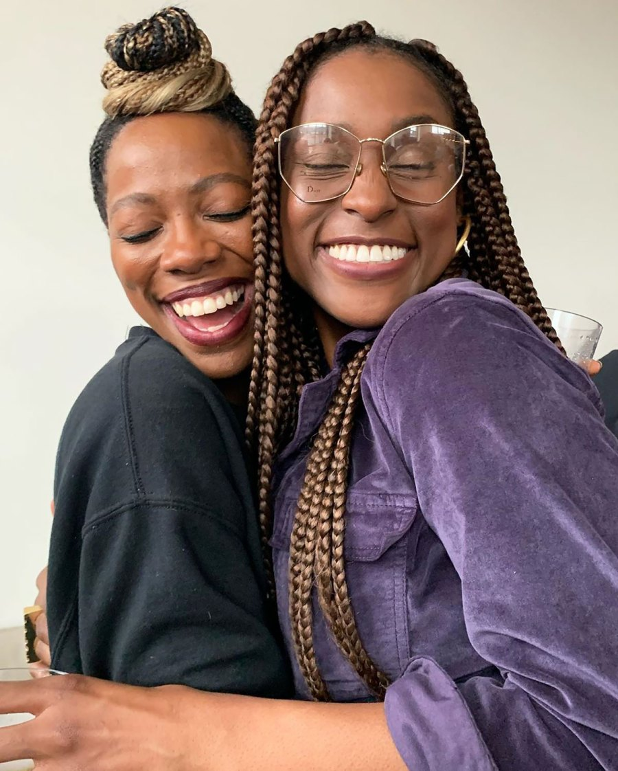 Every Time Issa Rae and Yvonne Orji Were Like Their 'Insecure' Besties