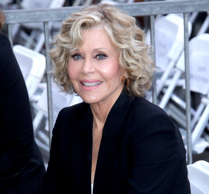 Jane Fonda Says She Regrets Not Sleeping With This Musician