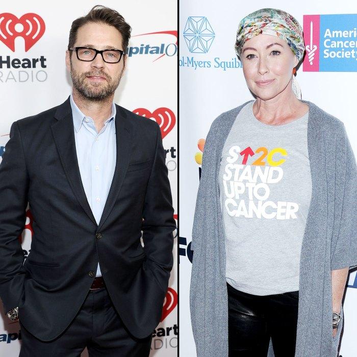 Jason Priestley Talks Shannen Doherty Cancer Battle