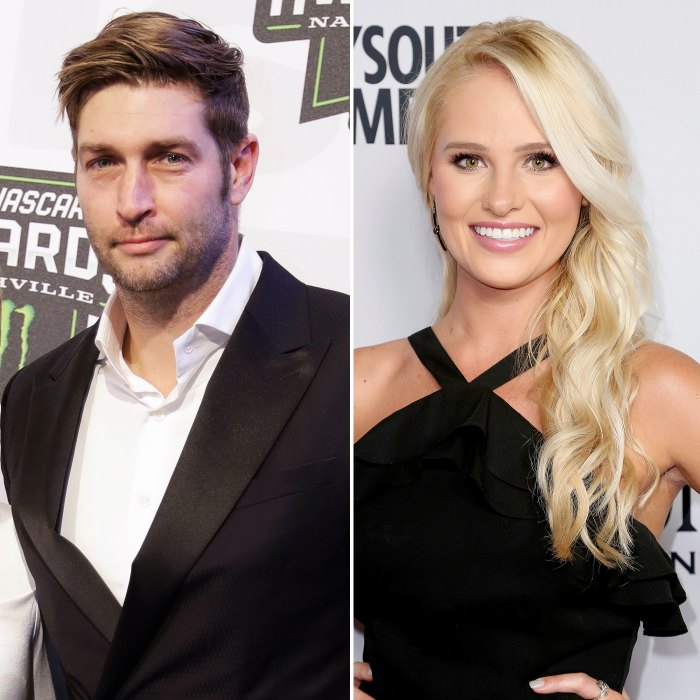 Jay Cutler and Tomi Lahren Respond to Dating Rumors
