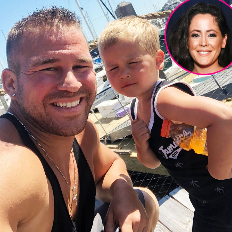 Jenelle Evans and Nathan Griffith Are Working on Coparenting Son Without Courts