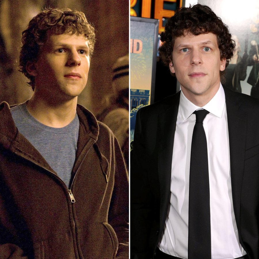 Jesse Eisenberg The Social Network Cast Where Are They Now