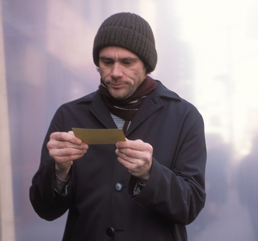 Jim Carrey in Eternal Sunshine of the Spotless Mind Comedic Actors Dramatic Turns