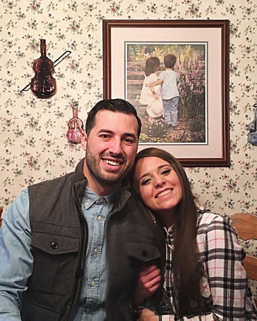 Jinger and Jeremy Vuolo Jinger Vuolo Instagram Duggar Family Courtship Beginnings