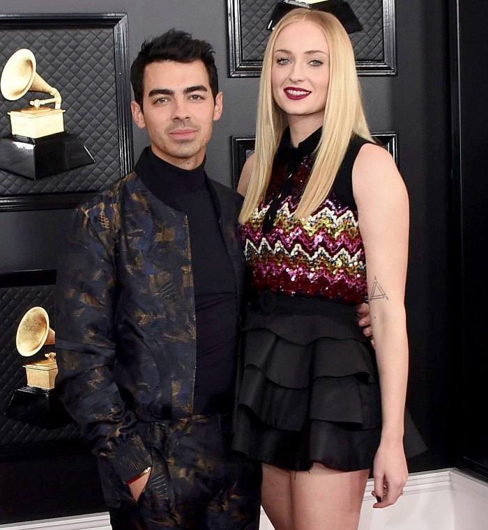 Joe Jonas and Sophie Turner Enjoy Date Night After Welcoming Daughter 2