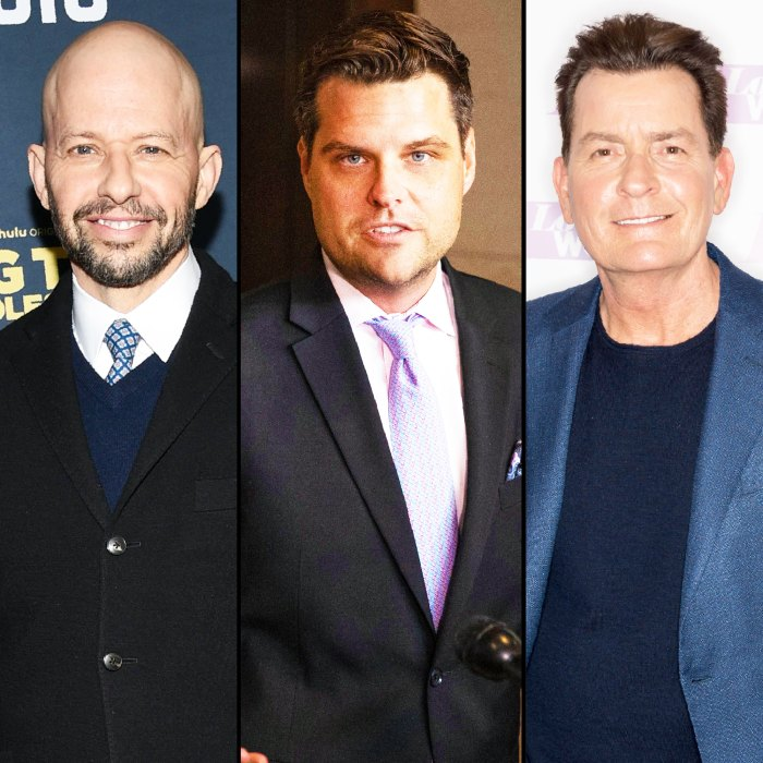 Jon Cryer And Matt Gaetz Feud Over Charlie Sheens Role In Two And A Half Men