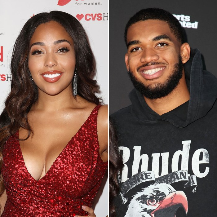 Jordyn Woods Goes Instagram Official With Karl Anthony Towns