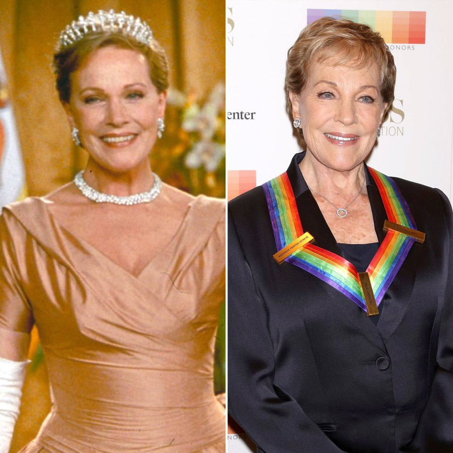Julie Andrews The Princess Diaries Cast Where Are They Now