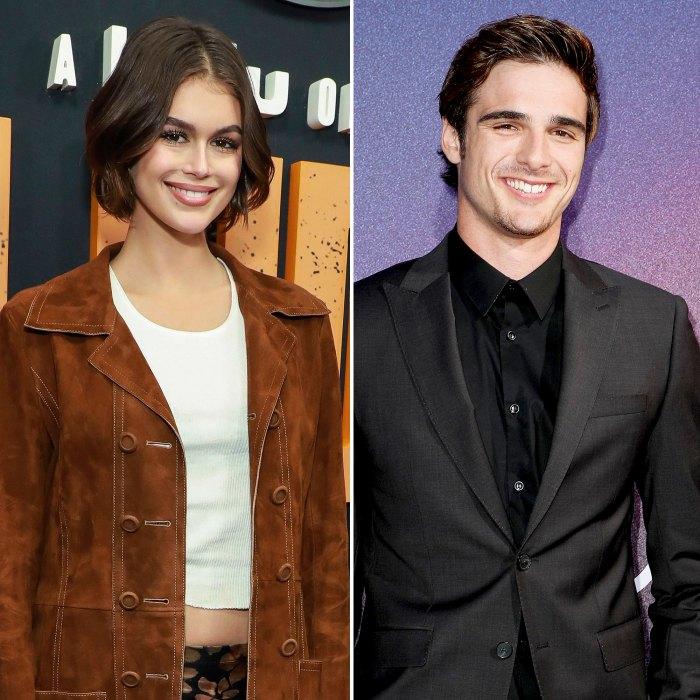 Kaia Gerber Sparks Dating Rumors With Euphoria Jacob Elordi