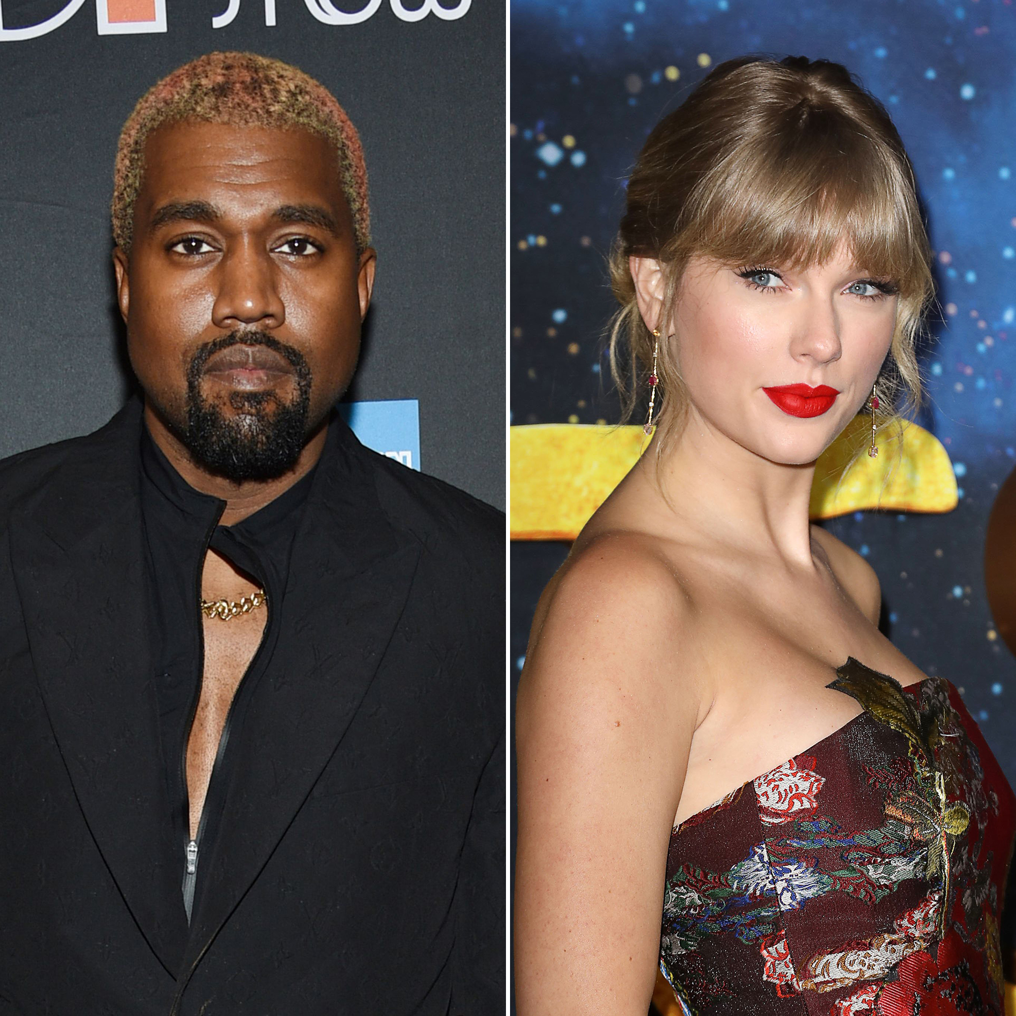 Kanye West Vows To Get Taylor Swift Her Music Back Amid Twitter Rant