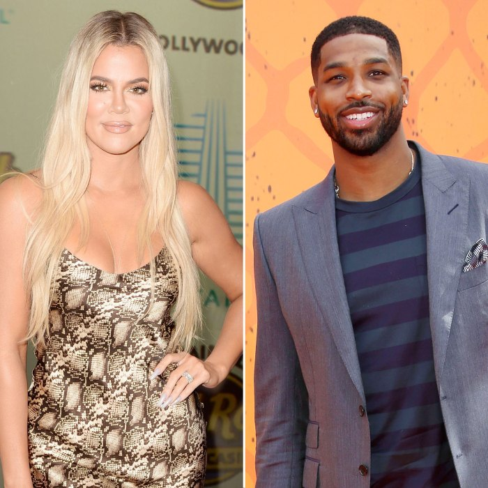 Khloe Kardashian Tristan Thompson Spotted Hiking After Reconciliation