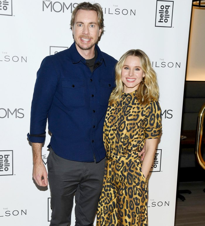 Kristen Bell Says Her Daughters Drink Dax Shepards Alcohol-Free ODouls