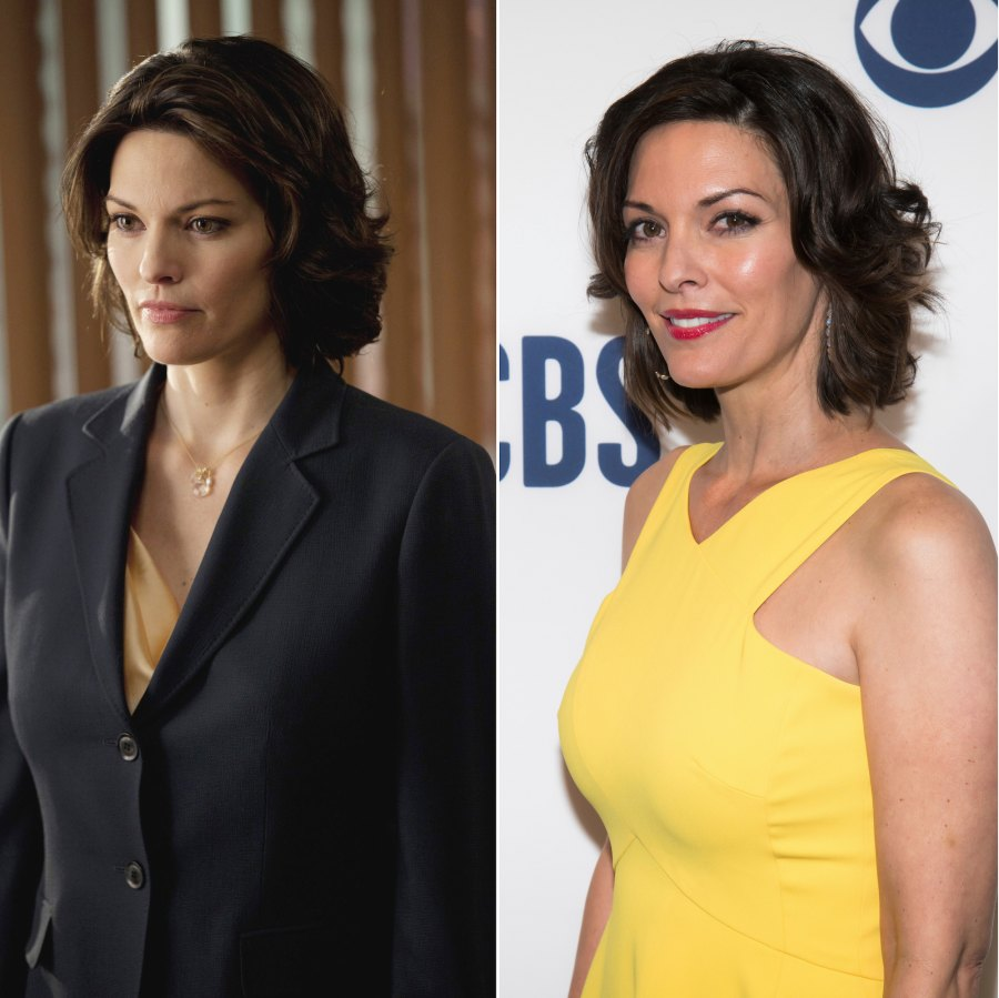 Law & Order LA Cast Where Are They Now Alana de la Garza