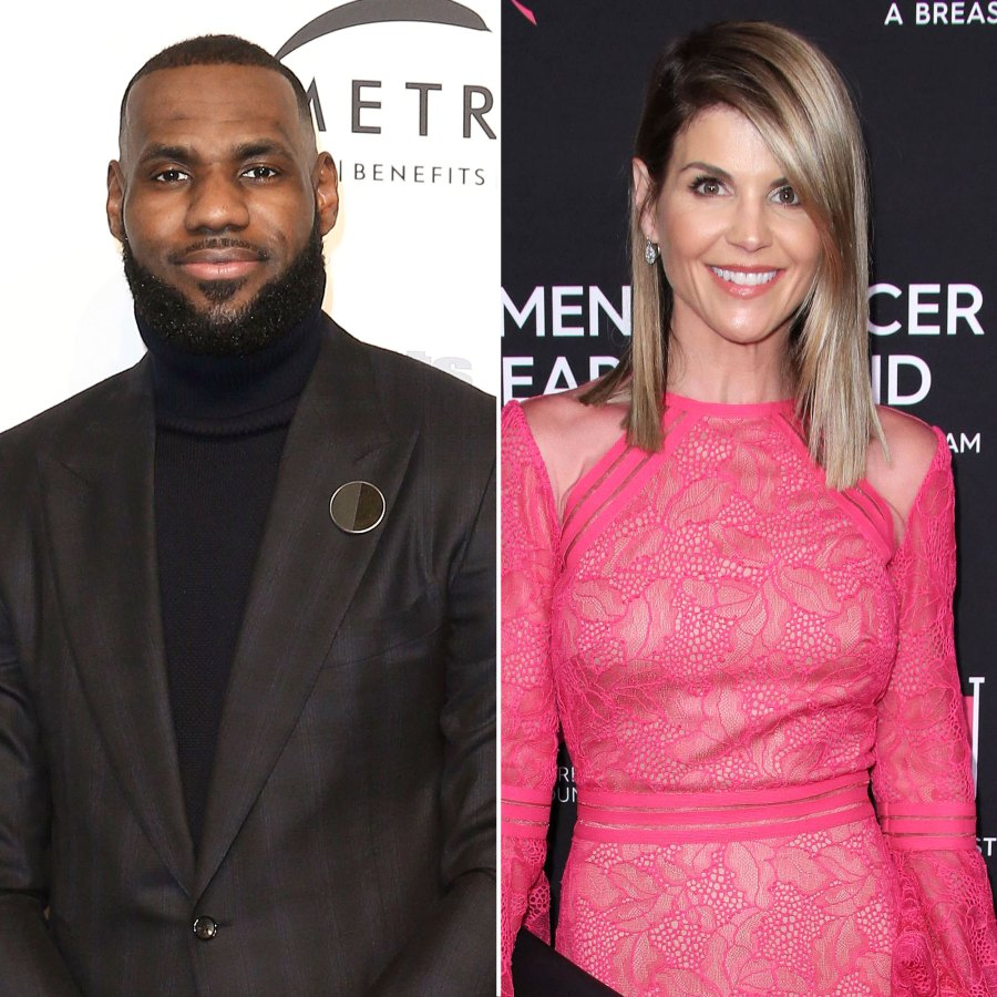LeBron James Slams Decision to Let Lori Loughlin Choose Prison of Her Choice