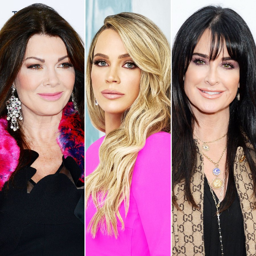 Lisa Vanderpump Slams Teddi Mellencamp After Real Housewives Of Beverly Hills Exit and Kyle Richards Gets Emotional With Goodbye