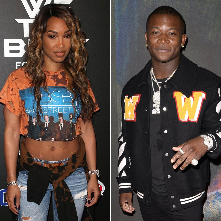 Honesty Hour! Malika Haqq Talks Coparenting Son Ace With O.T. Genasis