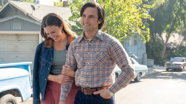 Mandy Moore Milo Ventimiglia This Is Us Returns Filming