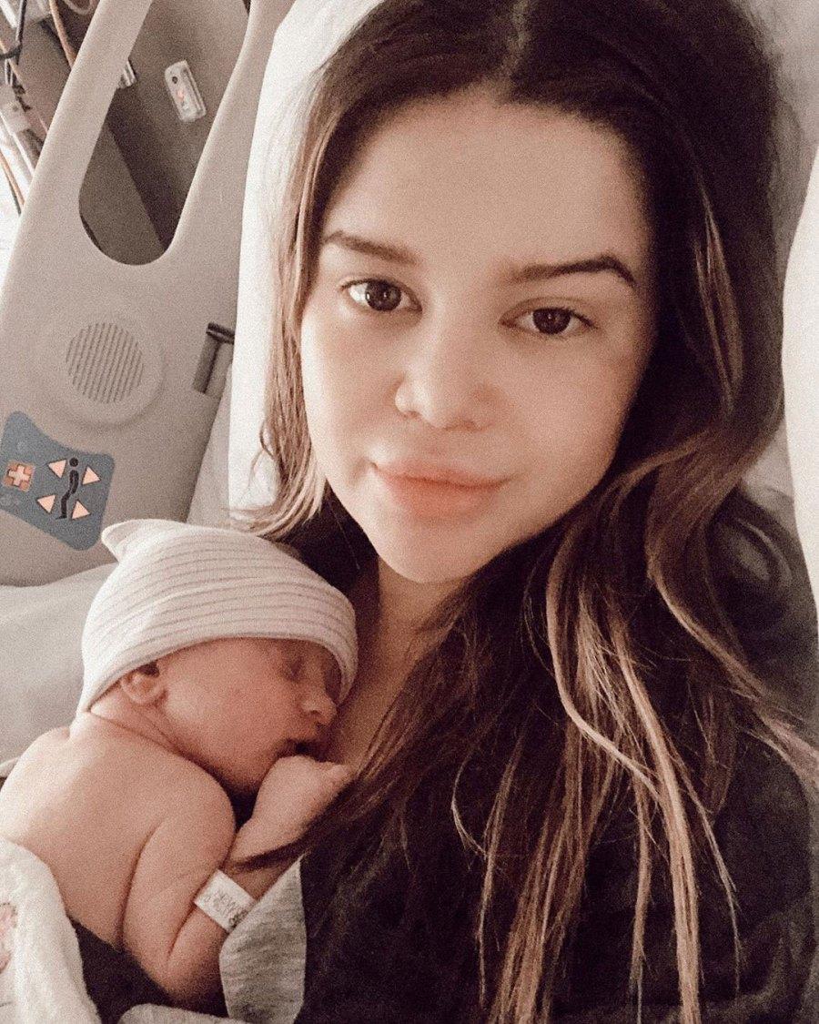 Maren Morris Reflects on Postpartum Depression Battle 5 Months After Son Birth