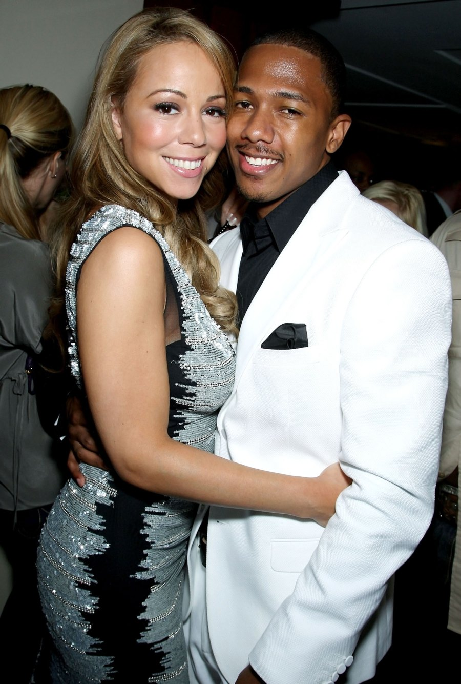 Mariah Carey Nick Cannon The Way They Were