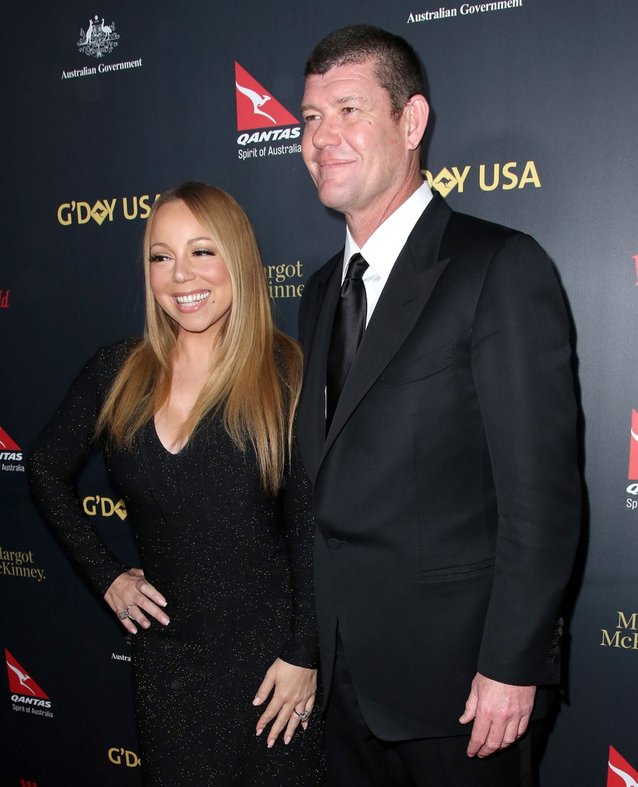 Mariah Carey and James Packer Celebrity Couples Who Cut Their Engagements Short