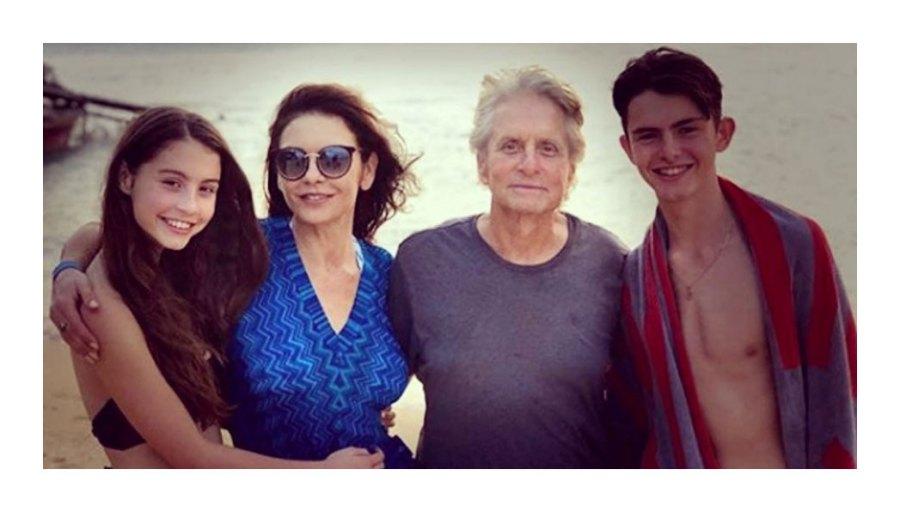 May 2020 Michael Douglas Instagram Michael Douglas and Catherine Zeta-Jones Timeline of Their Longtime Romance