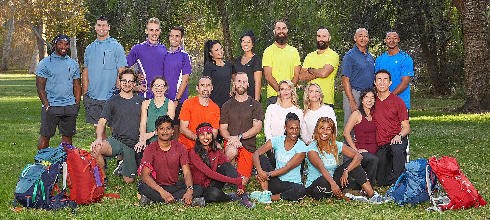 Amazing Race Season 32 Cast Former Nfl Stars Olympians More
