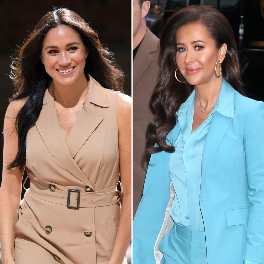 Meghan Markle, Jessica Mulroney Are 'Still Friendly' But 'Not as Close'