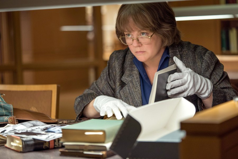 Melissa McCarthy in Can You Ever Forgive Me Comedic Actors Dramatic Turns