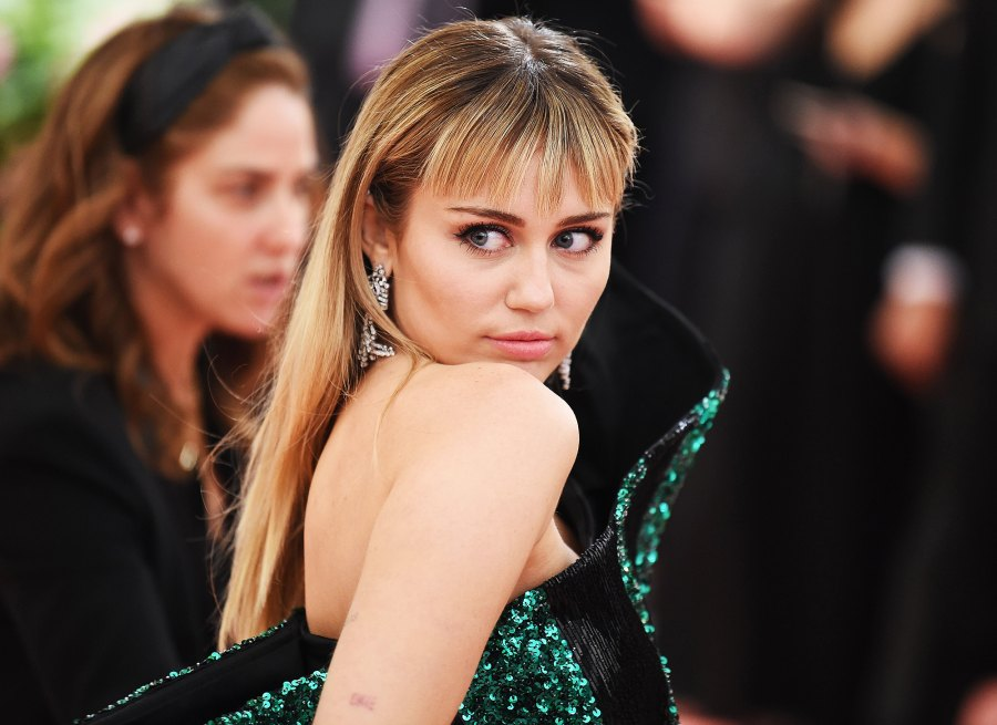 Miley Cyrus Details Divorce Sobriety and More in New Interview Addiction Runs in Her Family