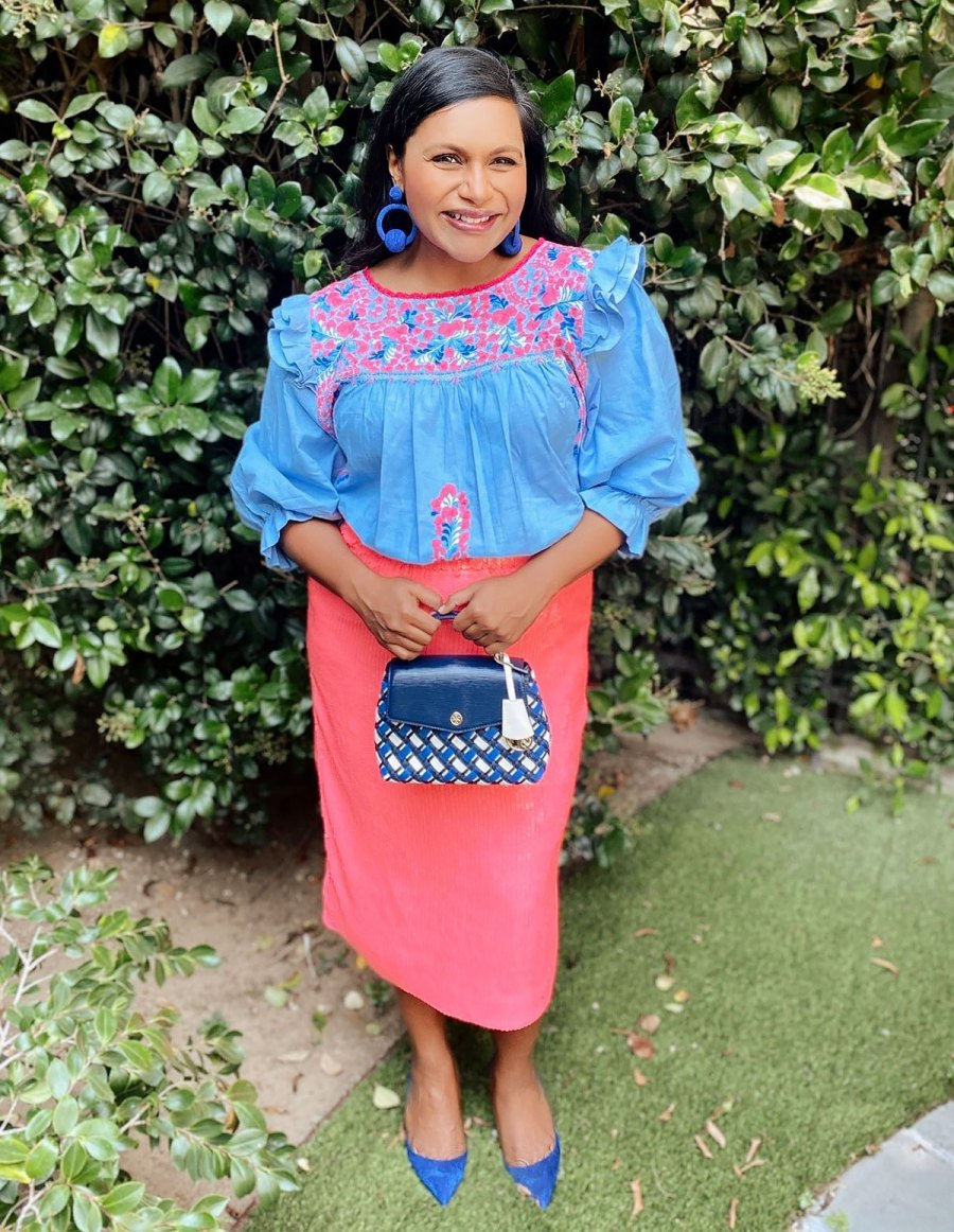 Mindy Kaling's Mom Quotes