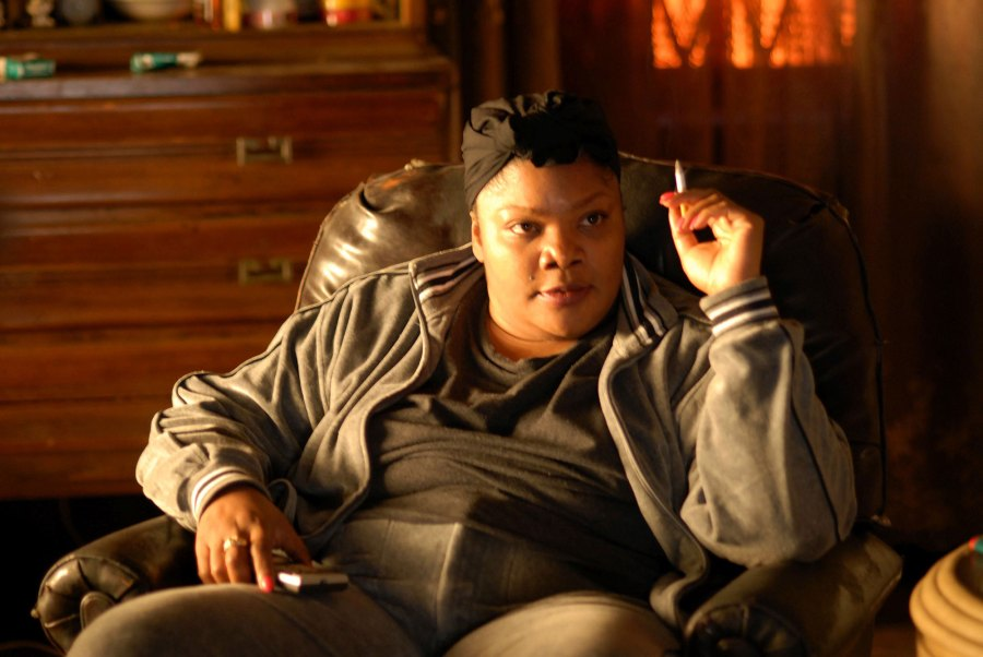 Mo'Nique in Precious Comedic Actors Dramatic Turns