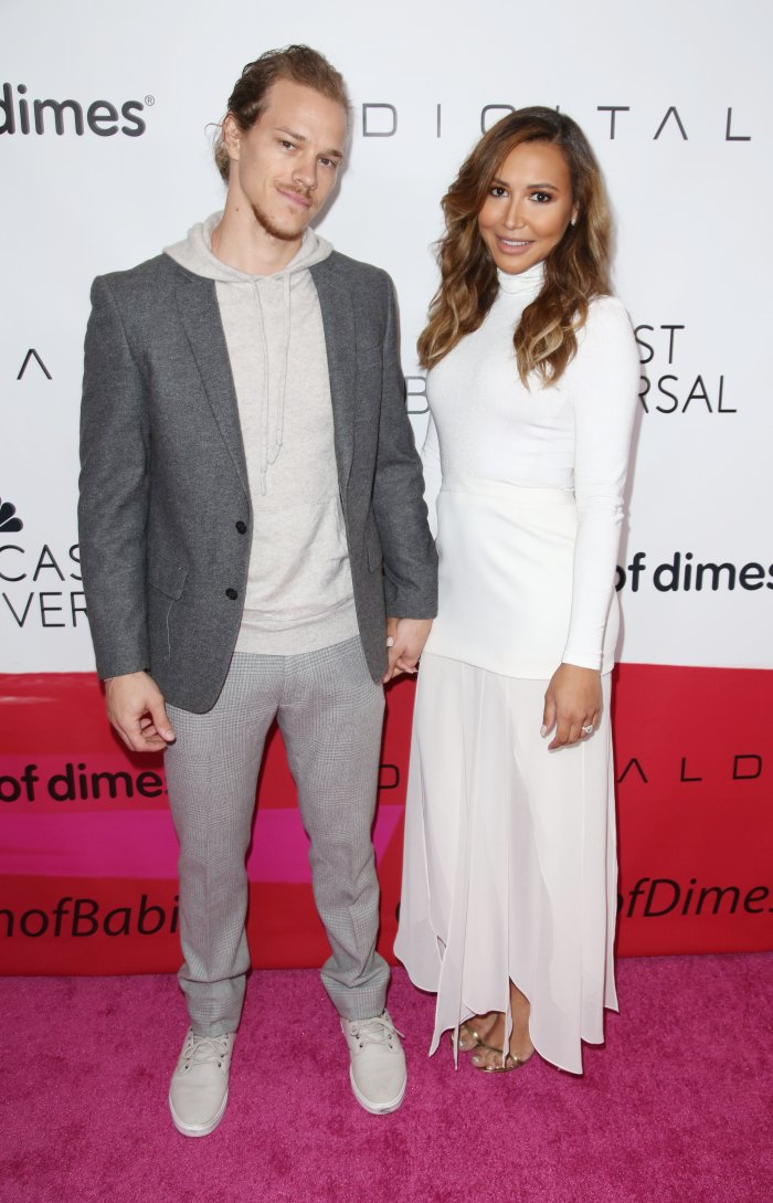 Naya Rivera's Ex-Husband Ryan Dorsey Speaks Out About Grief, Son, Her Sister