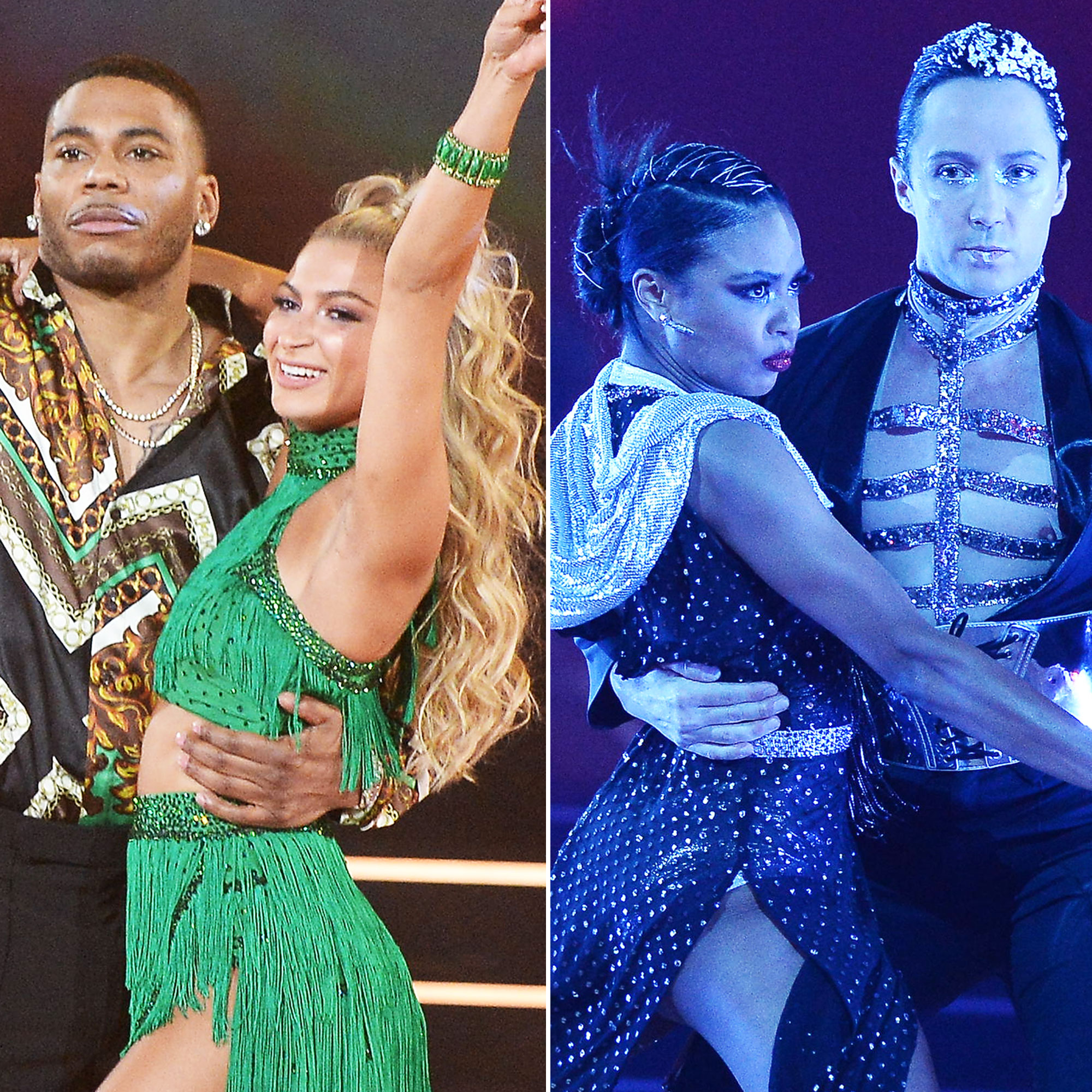 Weir Christmas Party 2020 Dancing With the Stars' Nelly, Johnny Weir Call Out 'Harsh' Judging