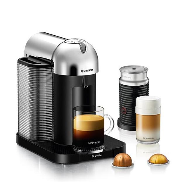 Nespresso VertuoPlus Bundle Pod Espresso Machine by Breville