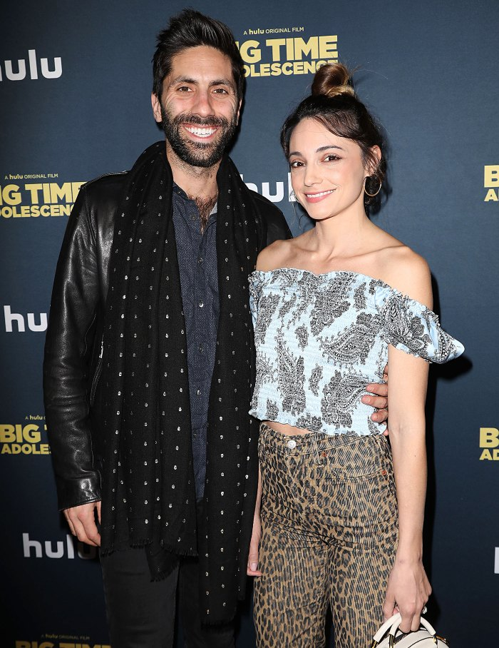 Nev Schulman Talks Baby No 3 With Wife Laura Perlongo