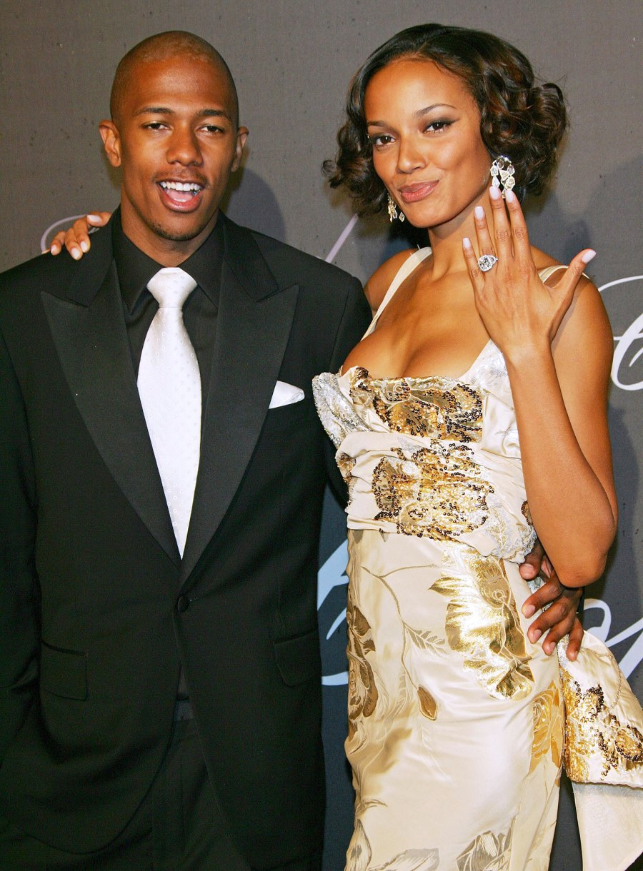 Nick Cannon and Selita Ebanks Celebrity Couples Who Cut Their Engagements Short
