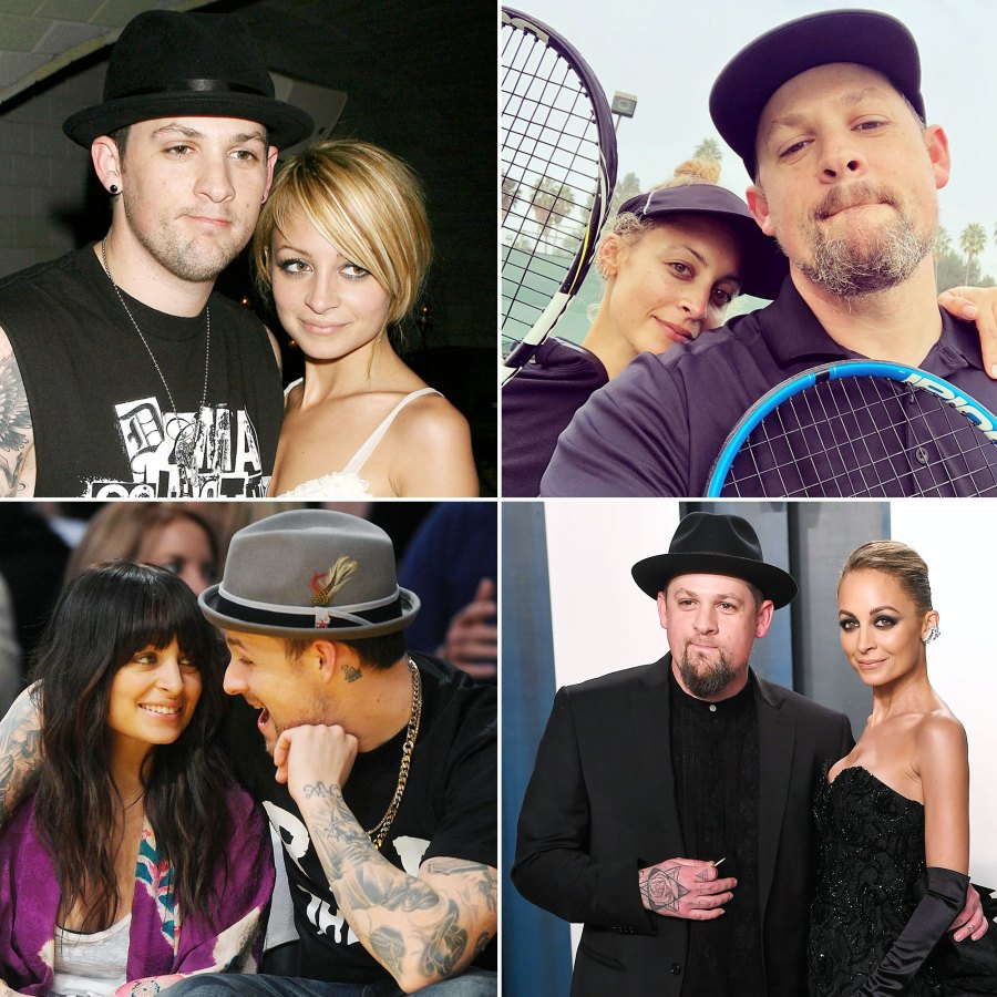 Nicole Richie and Joel Madden Most Romantic Moments